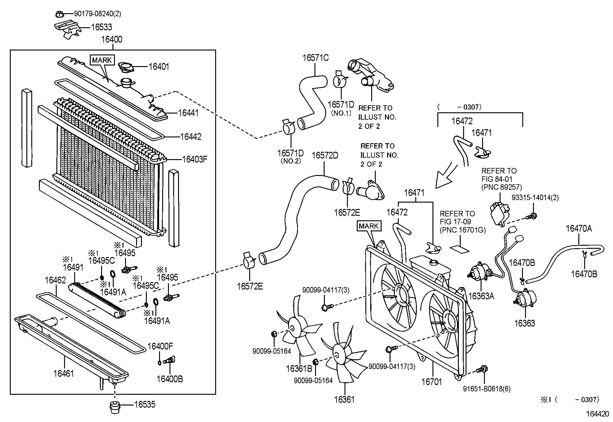 lexus radiator water outlet. Black Bedroom Furniture Sets. Home Design Ideas