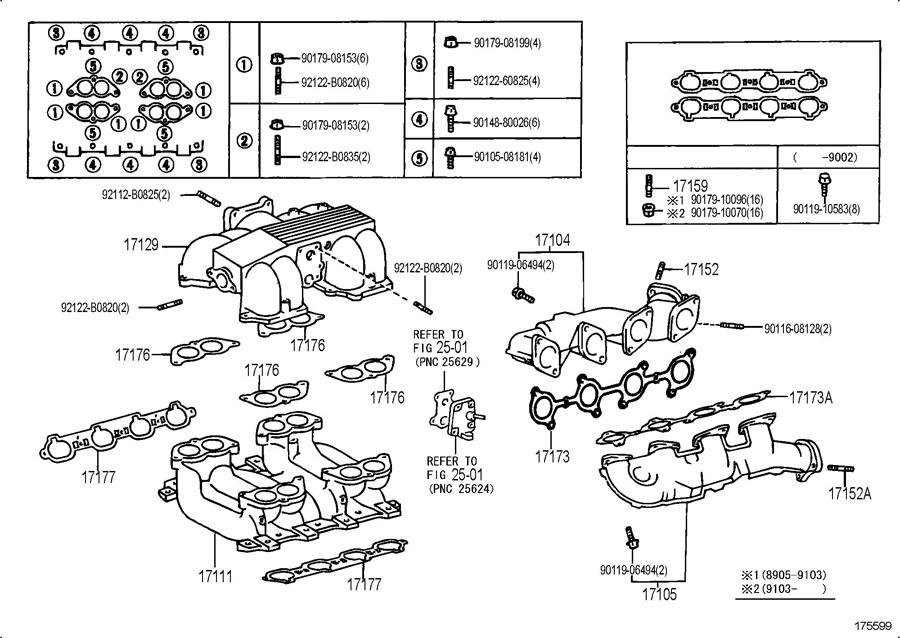 lexus ls400 intake parts diagram  lexus  auto wiring diagram