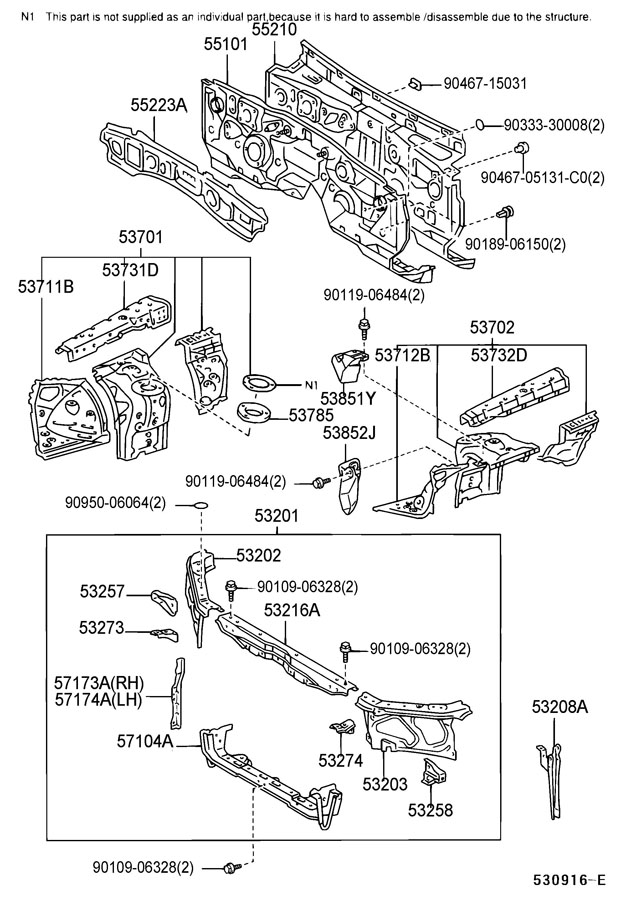 re-build thread lexus is300 wagon - page 3