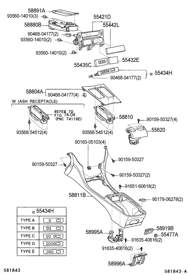 581843A lexus rx300 wiring diagram 7 on lexus rx300 wiring diagram