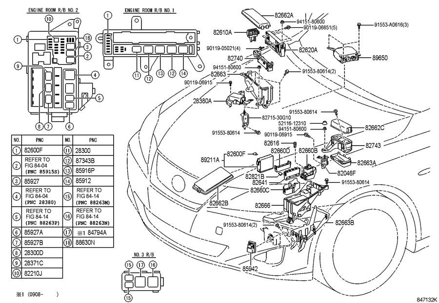 lexus gs300 manual brake