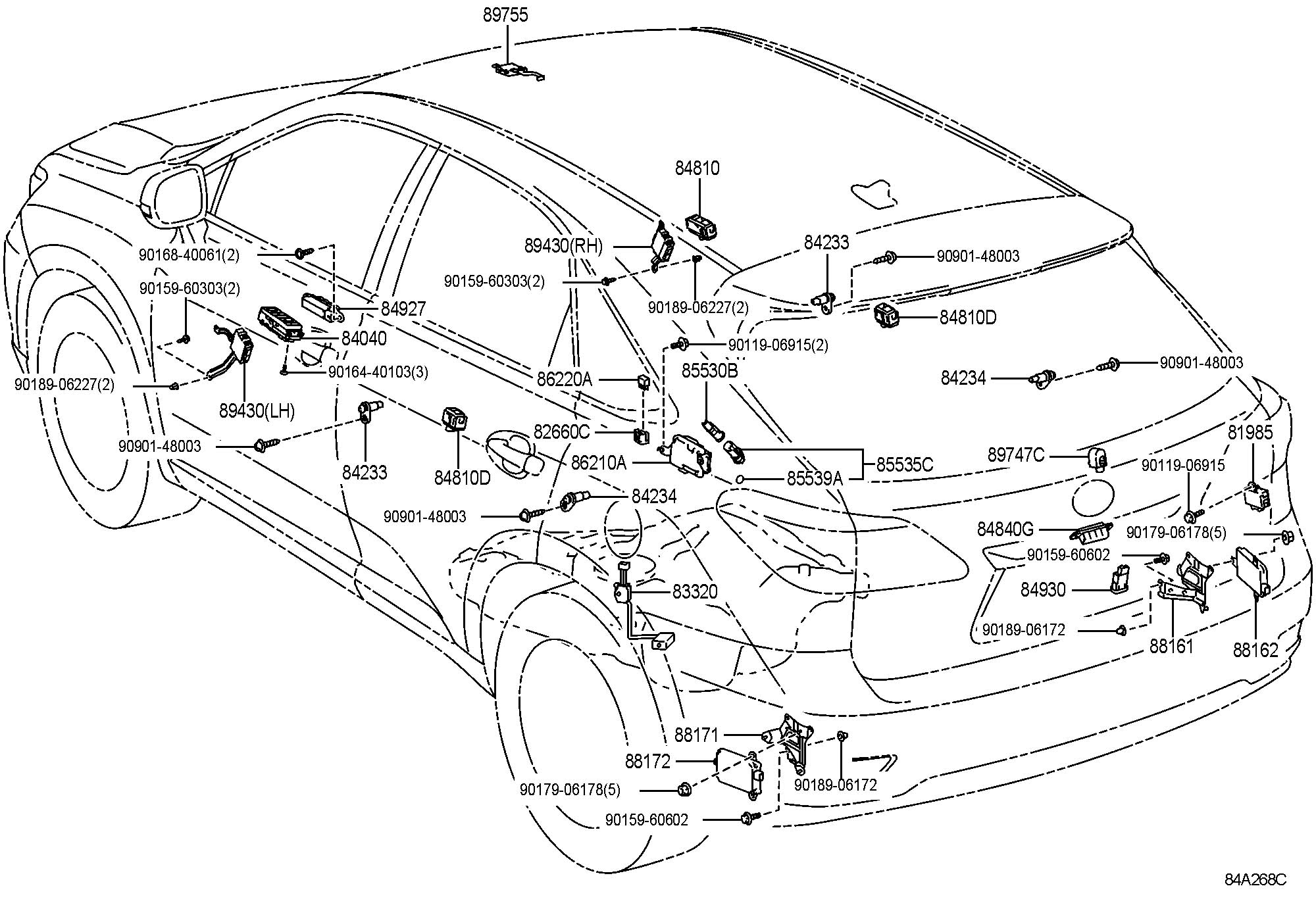 Traxxas Rustler Parts Diagram also Nissan Versa Door Diagram also 2004 Lexus Rx330 Parts Diagram moreover Dodge 1500 Engine Harness also Pioneer 6 Disc Cd Changer Wiring Diagram Free Image. on chevy wiring diagrams site