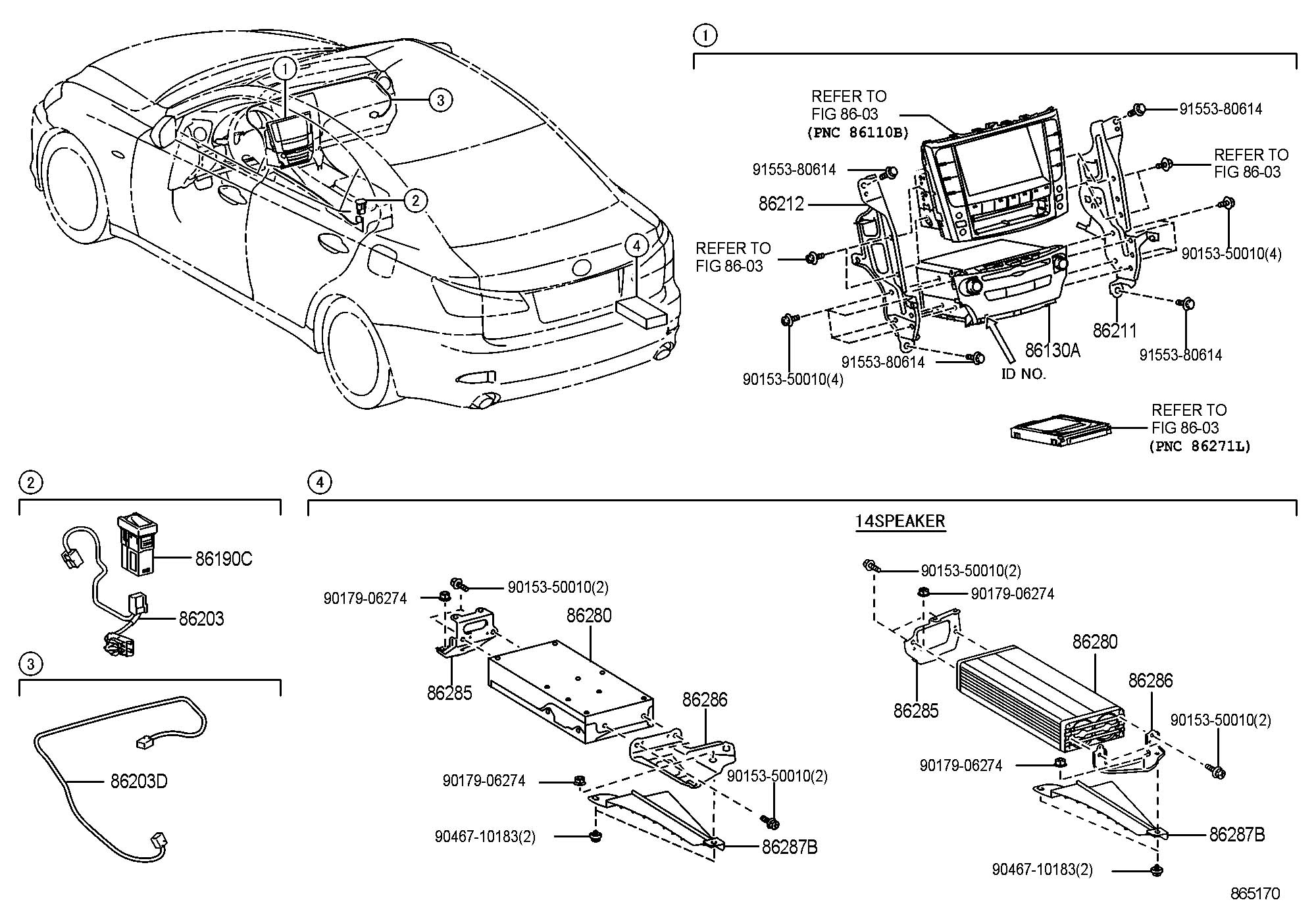 lexus is250 2500cc 24 valve dohc efi manual radio receiver amplifier condenser. Black Bedroom Furniture Sets. Home Design Ideas